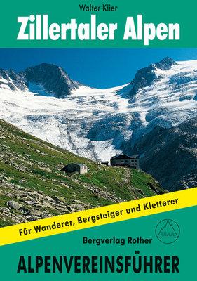 Rother - Alpenvereinsführer Zillertaler Alpen