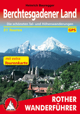 Rother - Berchtesgadener Land wf + Tourenkarte