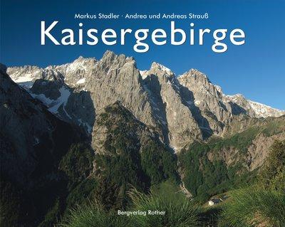 Rother - Bildband Kaisergebirge