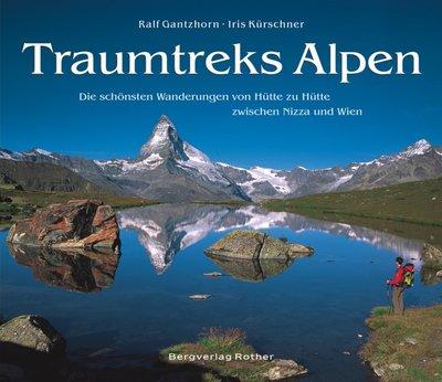 Rother - Bildband Traumtreks Alpen