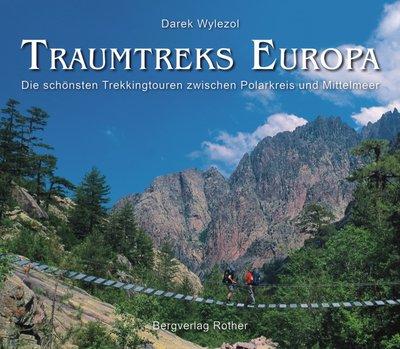 Rother - Bildband Traumtreks Europa