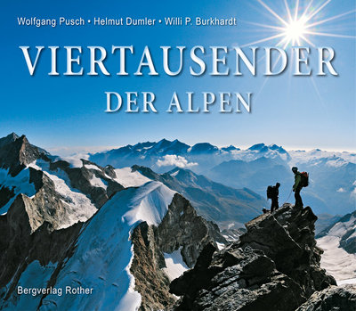 Rother - Bildband Viertausender der Alpen