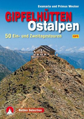 Rother - Gipfelhutten Ostalpen