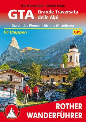 Rother - Grande Traversata delle Alpi wf