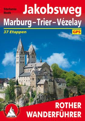 Rother - Jakobsweg  Marburg-Trier-Vezelay