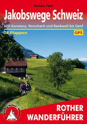 Rother - Jakobsweg Schweiz wf