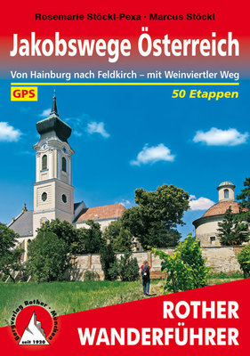 Rother - Jakobswege Österreich