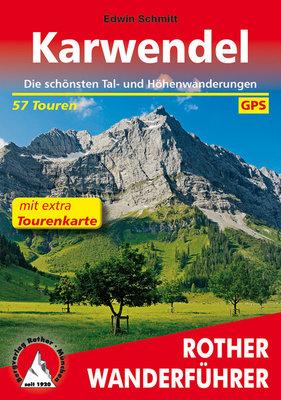 Rother - Karwendel wf + Tourenkarte