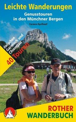 Rother - Leichte Wanderungen in den Münchner Bergen wb
