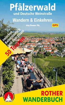 Rother - Pfälzerwald und Deutsche Weinstrasse wb