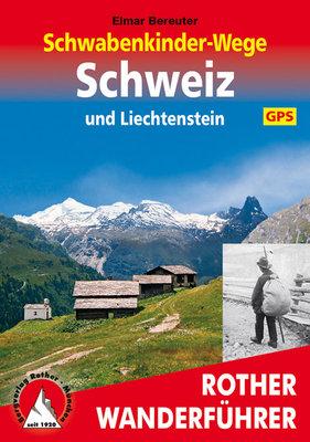 Rother - Schwabenkinder-Wege Schweiz und Liechtenstein wf
