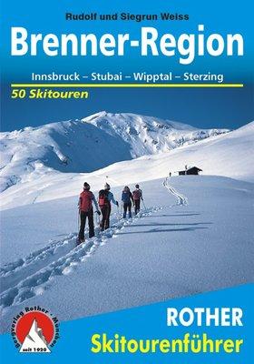 Rother - Skitourenführer Brenner-Region