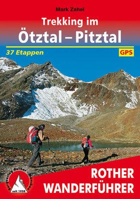 Rother - Trekking im Ötztal und Pitztal wf