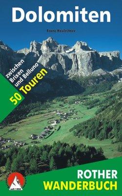 Rother - Wanderungen in den Dolomiten wb