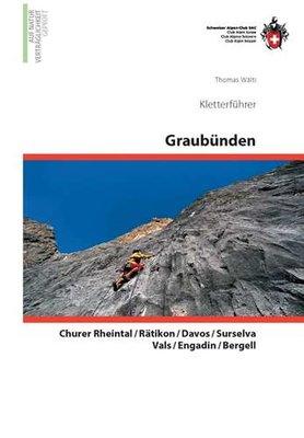 SAC - Kletterführer Graubünden