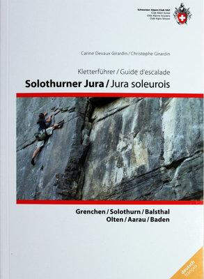 SAC - Kletterführer Solothurner Jura
