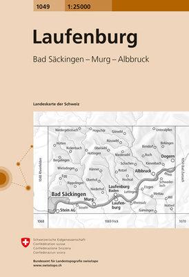 Swisstopo - 1049 Laufenburg