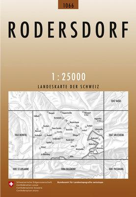 Swisstopo - 1066 Rodersdorf