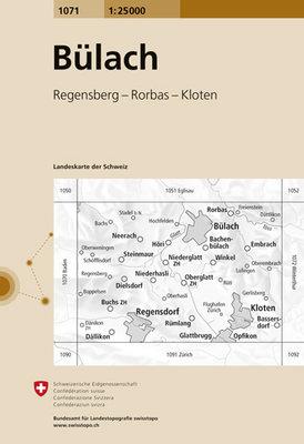 Swisstopo - 1071 Bülach