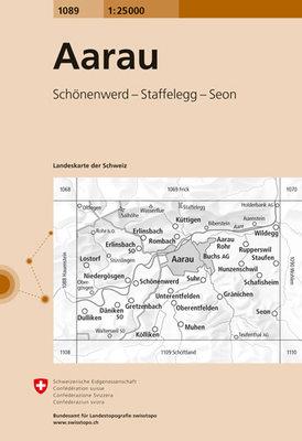 Swisstopo - 1089 Aarau
