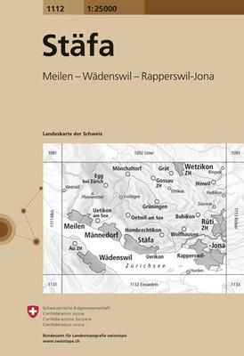 Swisstopo - 1112 Stäfa