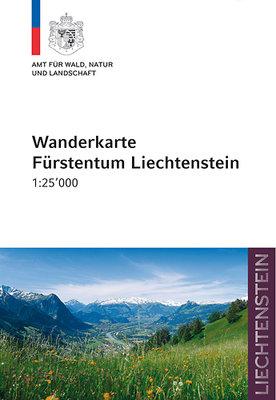 Swisstopo - 480 Fürstentum Liechtenstein