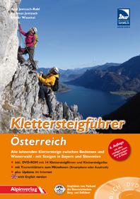 Alpinverlag - Klettersteigfuhrer Osterreich - 6e oplage