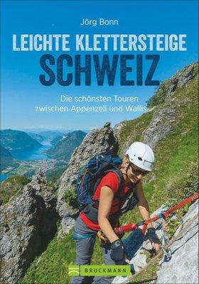 Bruckmann - Leichte Klettersteige Schweiz