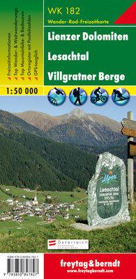 F&B - WK 182 Lienzer Dolomiten-Lesachtal-Villgratental