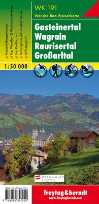F&B - WK 191 Gasteiner Tal-Wagrain-Großarltal