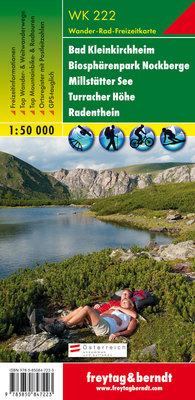 F&B - WK 222 Bad Kleinkirchheim-Nationalpark Nockberge-Millstätter See-Turracher Höhe-Radenthein