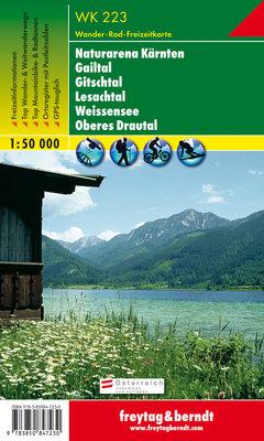 F&B - WK 223 Naturarena Kärnten-Gailtal-Gitschtal-Lesachtal-Weissensee-Oberes Drautal