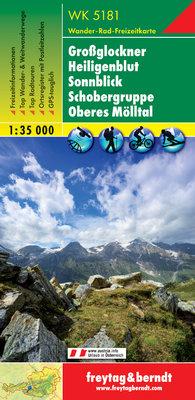 F&B - WK 5181 Großglockner-Heiligenblut-Sonnblick-Schobergruppe-Oberes Mölltal