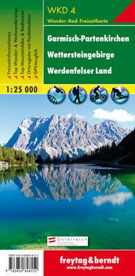 F&B - WKD 4 Garmisch-Partenkirchen-Wettersteingebirge-Werdenfelser Land