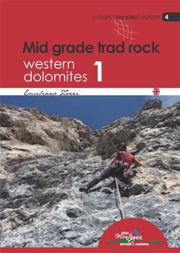 Idea Montagna - Mid grade trad rock Western Dolomites 1