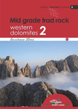 Idea Montagna - Mid grade trad rock Western Dolomites 2
