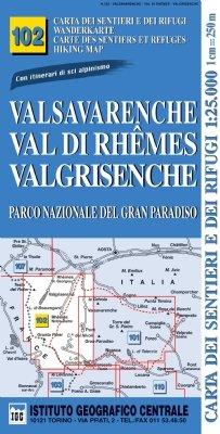 IGC - 102 Valsavarenche