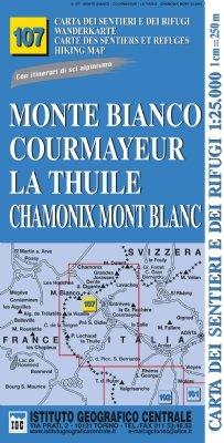 IGC - 107 Monte Bianco - Courmayeur