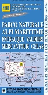 IGC - 113 Parco Naturale Alpi Marittime