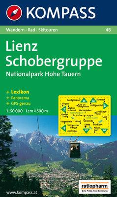Kompass - WK 48 Lienz - Schobergruppe