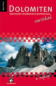 Lobo-edition - Dolomiten Vertikal Band Nord