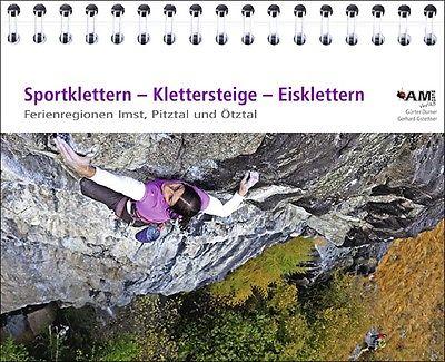 AM-Berg Verlag - Sportkletterführer Ötztal & Ferienregion Imst