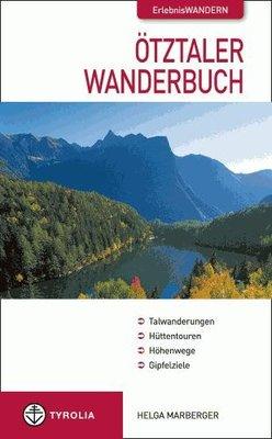 Tyrolia - Ötztaler Wanderbuch