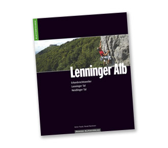 Panico - Kletterführer Schwäbische Alb - Lenninger Alb
