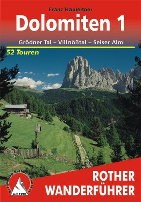 Rother - Dolomiten 1