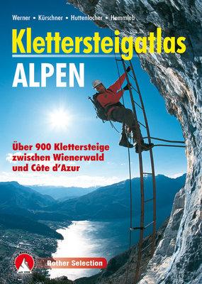 Rother - Klettersteigatlas Alpen