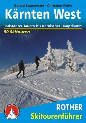 Rother - Skitourenführer Kärnten West