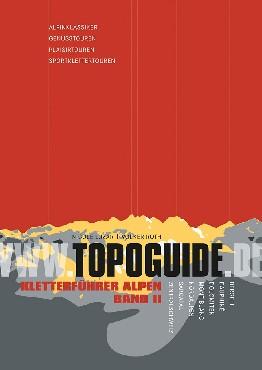 Topoguide - Kletterführer Alpen Band II