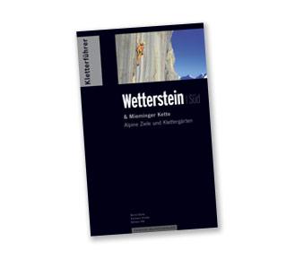 Panico - Kletterführer Wetterstein Süd & Mieminger Kette