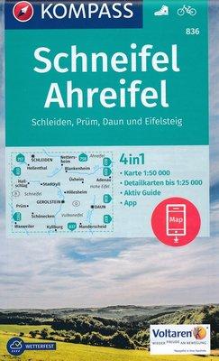 Kompass - WK 836 Schneifel - Ahreifel